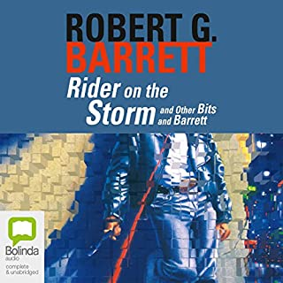 Rider on the Storm cover art