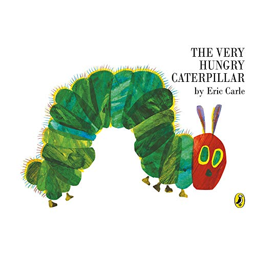 Price comparison product image Very Hungry Caterpillar Board Book