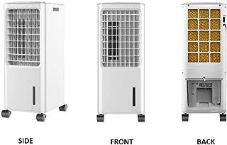 Enfriador De Aire Portátil, Aire Acondicionado Pequeño De Tres Velocidades, Refrescante Silencioso, Humificador Y Purificador 3 En 1, Tanque De Agua De 7 litros, Gran Angular TIANQIZ