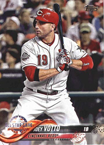 2018 Topps Update and Highlights Baseball Series #US74 Joey Votto Cincinnati Reds Official MLB Trading Card