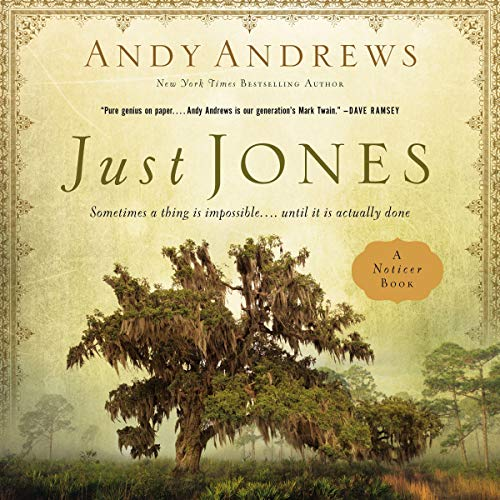 Just Jones' cover art