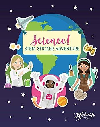 Science! STEM Sticker Adventure