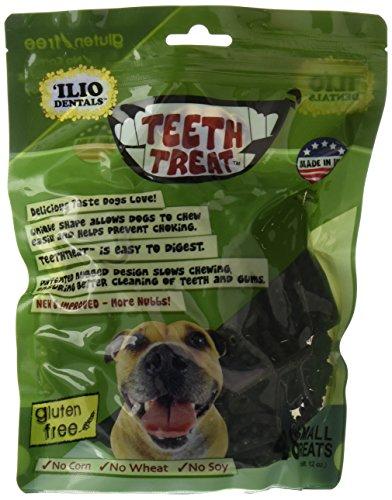 pet supplies inc dentals Ilio Dentals Teethtreat Dog Dental Treats, Small, 48 Treats