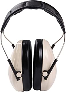 YYTLEZ Hearing Protector Ear Defenders Adult,Hearing Protection Ear Muffs Noise Cancelling,Perfect for Working, Shooting, Gardening,Can Be Used by Both Men and Women