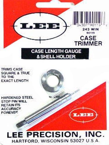 Lee Precision 90119 Galga con Shell Holder Calibre 243 Win, Multicolor, Talla Única