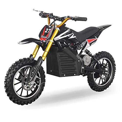 commercial petit moto cross puissant