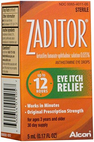 Zaditor Eye Drops - 5 ml