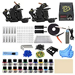 Ranking the Best Tattoo Kits 2020 for personal or professional use