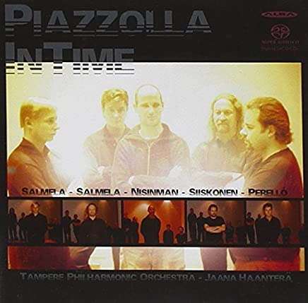 Piazzolla: Intime by Intime Quintet (2004-08-02)