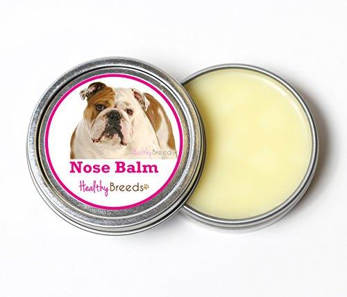 Healthy Breeds Bulldog Dog Nose Balm 2 oz