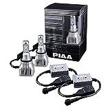 PIAA (ピア) LEDフォグライトバルブ 2400lm 6000K H8/H11/H16 ホワイト 12V16W LEF102 【簡単取付】