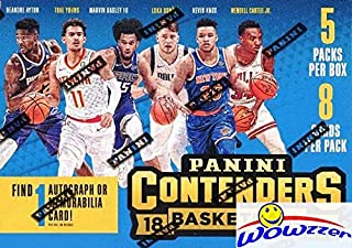 2018-19 contenders basketball
