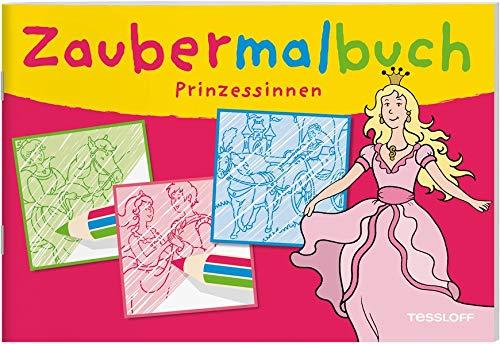 Zaubermalbuch Prinzessinnen (Malbücher und -blöcke)