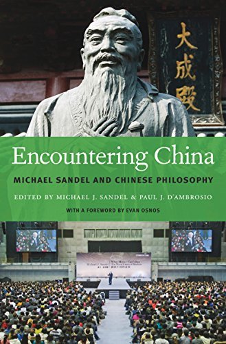 Encountering China: Michael Sandel and Chinese Philosophy (English Edition)
