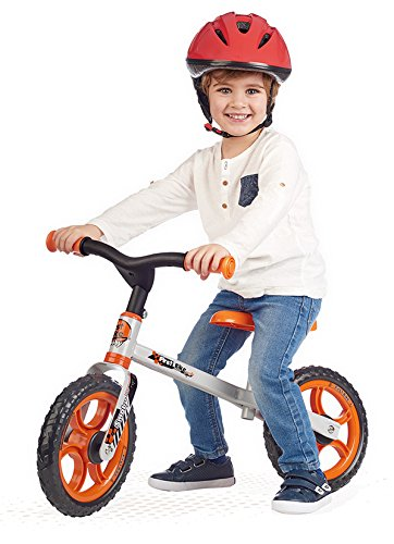 Smoby - 7600770200 - Draisienne First Bike Rose