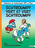 Schtroumpf Vert Et Vert Schtroumpf (Les Schtroumpfs)