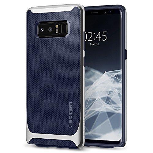 Spigen Neo Hybrid Designed for Samsung Galaxy Note 8 Case (2017) - Arctic Silver