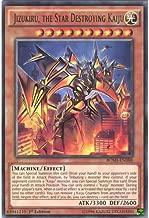 Deckboosters YuGiOh : BOSH-EN088 1st Ed Jizukiru, The Star Destroying Kaiju Rare Card - ( Breakers of Shadow)