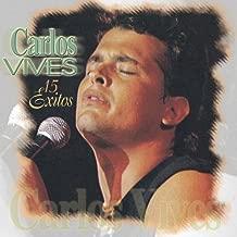 15 Exitos by Vives, Carlos (2000-07-18)