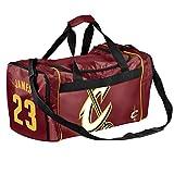 Cleveland Cavaliers LeBron James #23 Core Duffel Bag