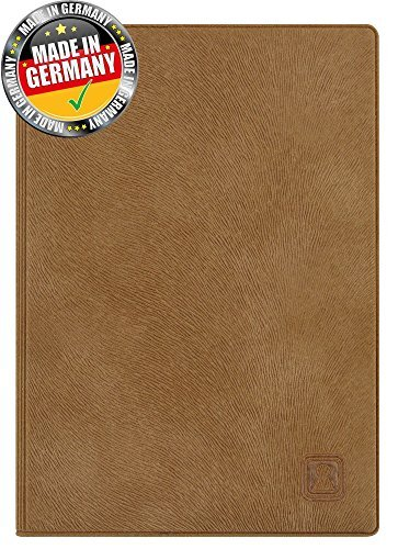 OPTEXX RFID Blocking Passport Cover Brown Camel T�V Tested and Certified PP Holder/Case/Wallet