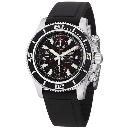 Breitling Superocean Cronografo II Rosso a13341012BA81
