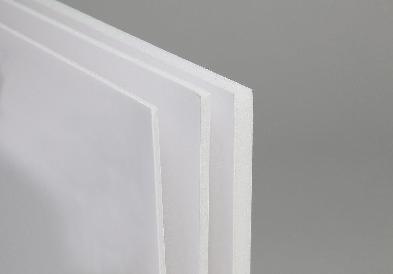 Foamboard weiß 50 x 70 Dicke 5 mm – Box mit 25 Stück B072MNXC2W  | Sofortige Lieferung