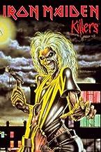 Iron Maiden (Killers) - MAXI LAMINATED POSTER