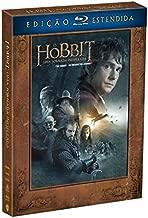 Blu-ray O Hobbit - Uma Jornada Inesperada - 3-Disc Set [ The Hobbit An Unexpected Journey Extended Edition ] [ English + Portuguese + Spanish ]