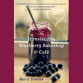 The Irresistible Blueberry Bakeshop & Café audiobook cover art
