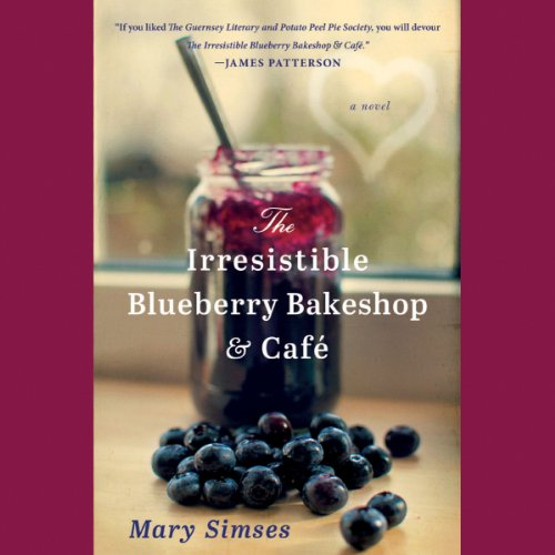 The Irresistible Blueberry Bakeshop & Café cover art