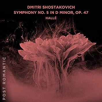 Dmitri Shostakovich: Symphony No. 5 in D Minor, Op. 47
