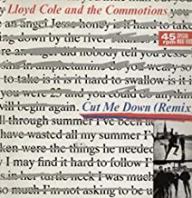 Lloyd Cole & The Commotions - Cut Me Down (Remix) - Polydor - 883 703-1