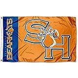 Sam Houston State Bearkats SHSU University Large College Flag