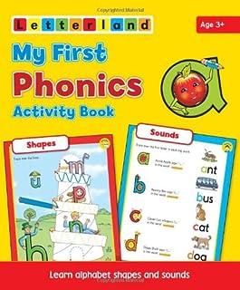 My First Phonics Activity Book