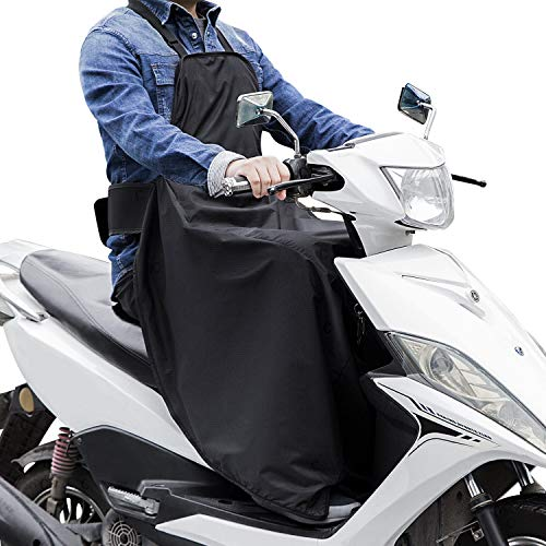 LOETAD Cubre Piernas para Moto Universal Manta para Scooter