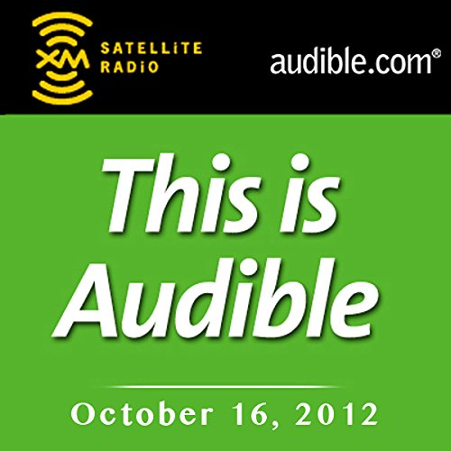This Is Audible, October 16, 2012 cover art
