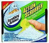 Scrubbing Bubbles Action...