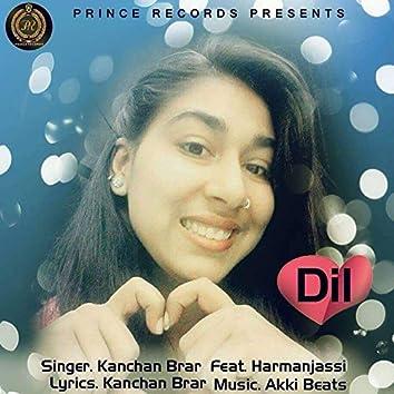 Dil (feat. Harmanjassi)