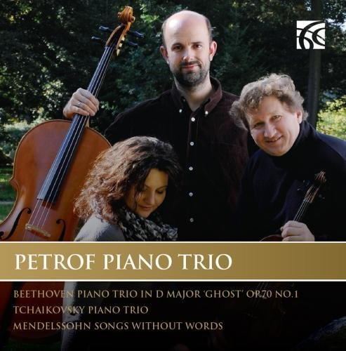 Piano Trios by Petrof Piano Trio (2013-08-03)
