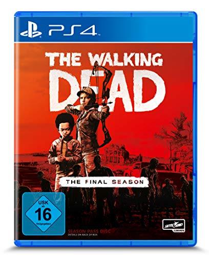 Telltale´s The Walking Dead: The Final Season - PlayStation 4 [Importación alemana]