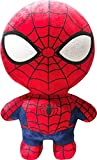 Inflate-a-heroes-RD-RS233016 Peluches y muñecas, Color Rojo (DGLtoys MVL-CL-30IN-SPEU)