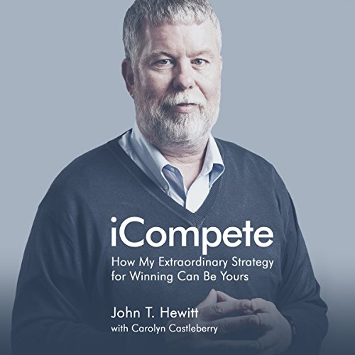 iCompete audiobook cover art