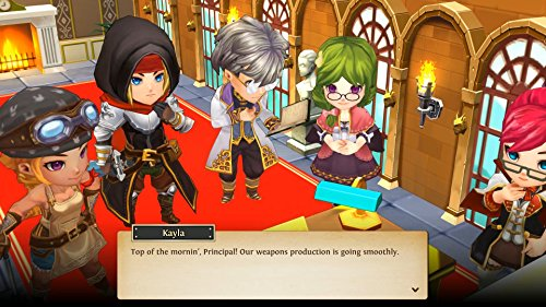 Valthirian Arc: Hero School Story (Nintendo Switch)