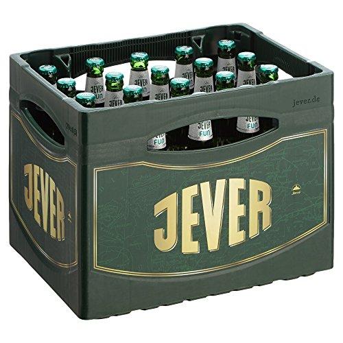 Jever Fun Alkoholfrei Pilsener, Mehrweg,...