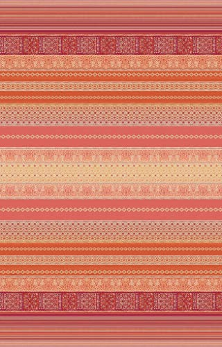 Bassetti Einrichtungsfoulard Italiana In Algeri rot-R1, 270x270 cm, 9311025
