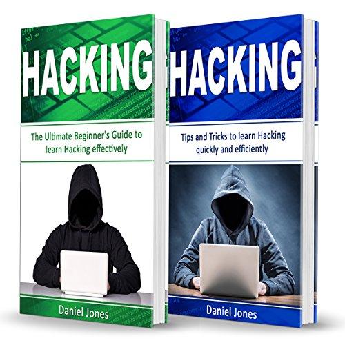 Hacking: 2 Books in 1 cover art