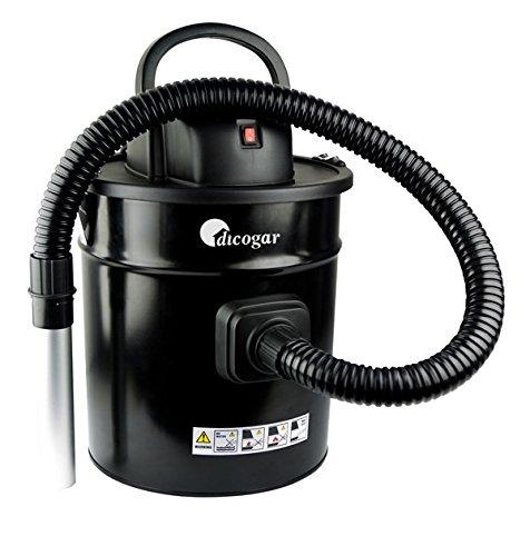 Dicoal di1200pro–Aspirapolvere di Cenere 1200W