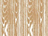 Rustic Christmas Wrapping Paper, 30' x 25 FT Gift WRAP ROLL - Kraft Wood Grain