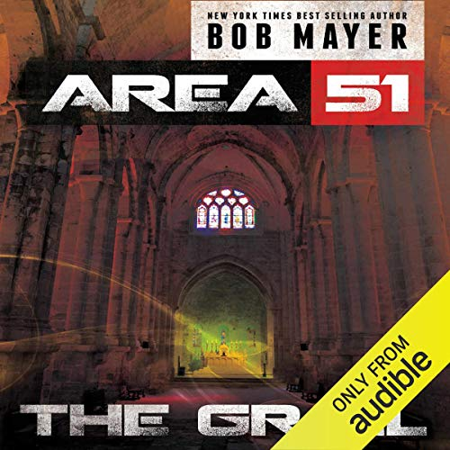 The Grail audiobook cover art